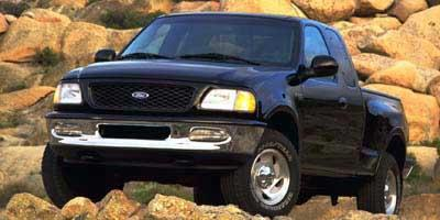 1999 Ford F-150 Vehicle Photo in San Angelo, TX 76901