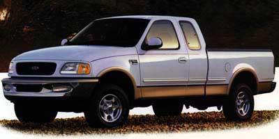 Used 1999 Ford F 150 4wd Supercab Styleside 6 12 Ft Box Xl