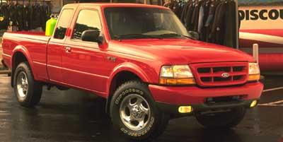 1999 Ford Ranger Vehicle Photo in Austin, TX 78759