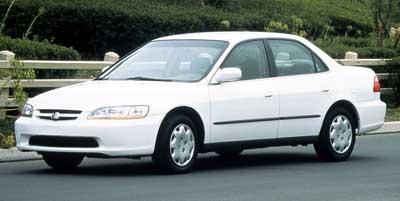1999 Honda Accord Sedan Vehicle Photo in Salem, VA 24153