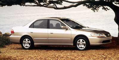 1999 Honda Accord Sedan Vehicle Photo in Austin, TX 78759