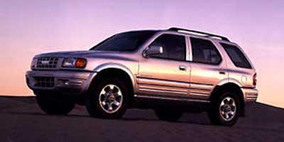 1999 Isuzu Rodeo Vehicle Photo in Oklahoma City, OK 73114