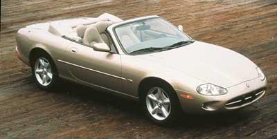 1999 Jaguar XK8 Vehicle Photo in Houston, TX 77546