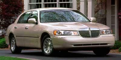 1999 LINCOLN Town Car Vehicle Photo in Odessa, TX 79762