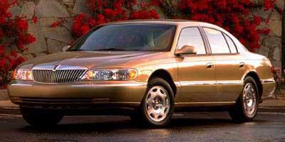 1999 LINCOLN Continental Vehicle Photo in Bloomington, IN 47403