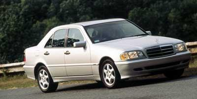 1999 Mercedes-Benz C-Class Vehicle Photo in Midlothian, VA 23112