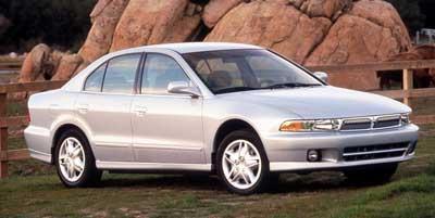 1999 Mitsubishi Galant Vehicle Photo in Cherry Hill, NJ 08002