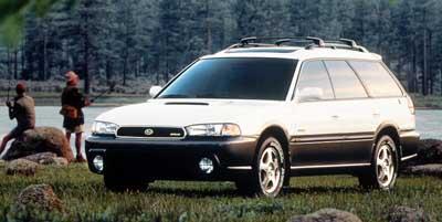 1999 Subaru Legacy Wagon Vehicle Photo in Glenwood Springs, CO 81601