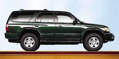 1999 Toyota 4Runner Vehicle Photo in Tallahassee, FL 32304
