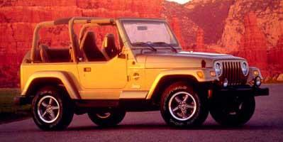 1999 Jeep Wrangler Vehicle Photo in Oak Lawn, IL 60453