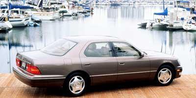 1999 Lexus LS 400 Luxury Sdn Vehicle Photo in Houston, TX 77546