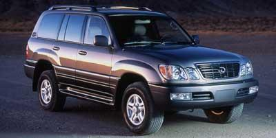 1999 Lexus LX 470 Luxury SUV Vehicle Photo in Richmond, TX 77469