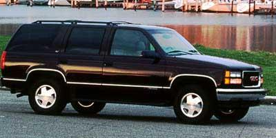 1999 GMC Yukon Vehicle Photo in Columbia, TN 38401