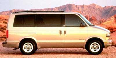 1999 Chevrolet Astro Passenger Vehicle Photo in Springfield, TN 37172
