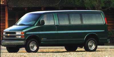 1999 Chevrolet Express Van Vehicle Photo in Mount Carroll, IL 61053