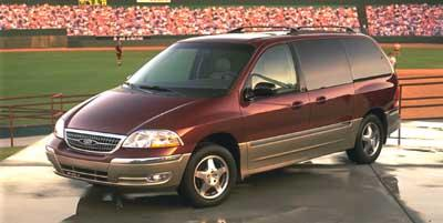 1999 Ford Windstar Wagon Vehicle Photo in Lincoln, NE 68521