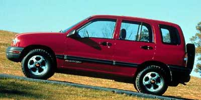 2000 Chevrolet Tracker Vehicle Photo in Muncy, PA 17756
