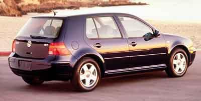 2000 Volkswagen Golf Vehicle Photo in Anchorage, AK 99515