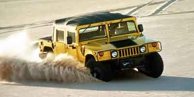 2000 AM General Hummer Vehicle Photo in Honolulu, HI 96819