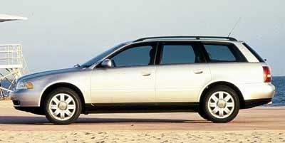 2000 Audi A4 Vehicle Photo in Rockville, MD 20852