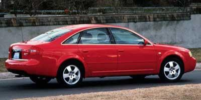 2000 Audi A6 Vehicle Photo in Milford, OH 45150