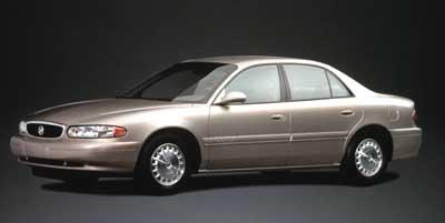 2000 Buick Century Vehicle Photo in Burlington, WI 53105