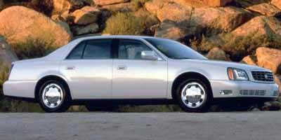 2000 Cadillac DeVille DHS Vehicle Photo in Shreveport, LA 71105
