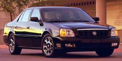 2000 Cadillac DeVille DTS Vehicle Photo in Moultrie, GA 31788