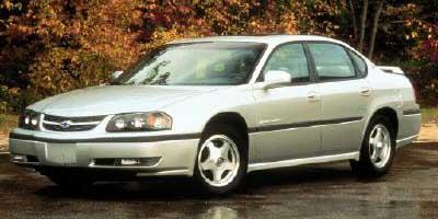 2000 Chevrolet Impala Vehicle Photo in Lincoln, NE 68521