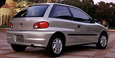 2000 Chevrolet Metro Vehicle Photo in Casper, WY 82609
