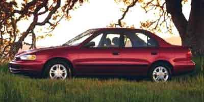 2000 Chevrolet Prizm Vehicle Photo in Janesville, WI 53545