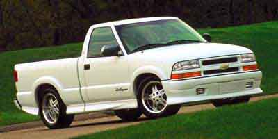 2000 Chevrolet S-10 Vehicle Photo in Spokane, WA 99207