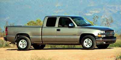 2000 Chevrolet Silverado 1500 Vehicle Photo in San Angelo, TX 76901