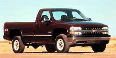 2000 Chevrolet Silverado 1500 For Sale In Rockville