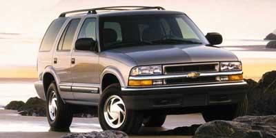 2000 Chevrolet Blazer Vehicle Photo in Oklahoma City, OK 73114