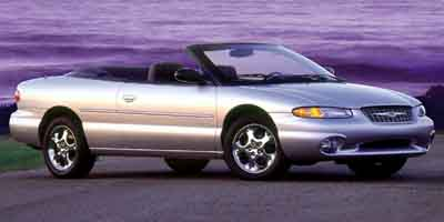 2000 Chrysler Sebring Vehicle Photo in Maplewood, MN 55119