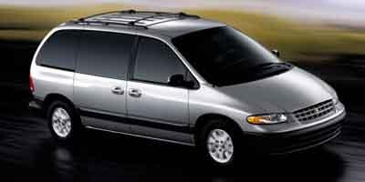 2000 Chrysler Voyager Vehicle Photo in San Angelo, TX 76901