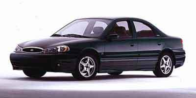 Pre-Owned 2000 Ford Contour SVT