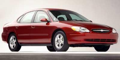 2000 Ford Taurus Vehicle Photo in Darlington, SC 29532