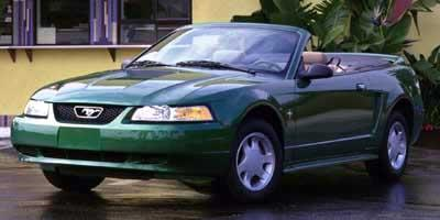 2000 Ford Mustang Vehicle Photo in Akron, OH 44303
