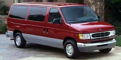 2000 Ford Econoline Wagon Vehicle Photo in Anaheim, CA 92806