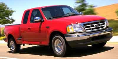2000 Ford F-150 Vehicle Photo in Arlington, TX 76017