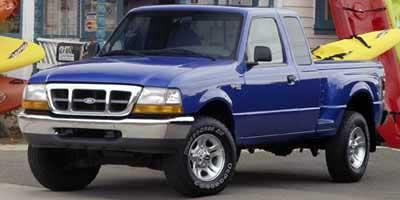 2000 Ford Ranger Vehicle Photo in Glenwood, MN 56334