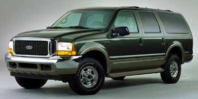 2000 Ford Excursion Vehicle Photo in Anchorage, AK 99515