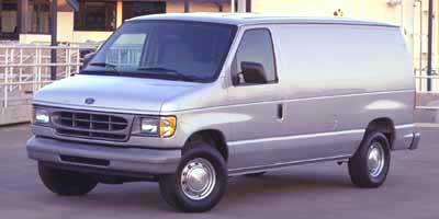 2000 Ford Econoline Cargo Van Vehicle Photo in Lake Bluff, IL 60044