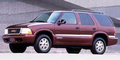 Pre-Owned 2000 GMC Jimmy 4dr 4WD SL w/1SX