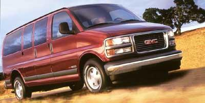 2000 GMC Savana Cargo Van Vehicle Photo in American Fork, UT 84003