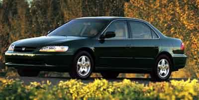 2000 Honda Accord Sedan Vehicle Photo in Anchorage, AK 99515
