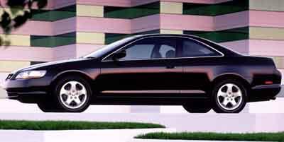 2000 Honda Accord Coupe Vehicle Photo in Joliet, IL 60435