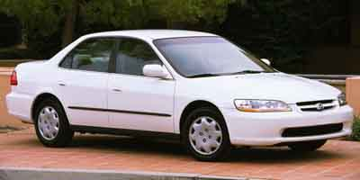 2000 Honda Accord Sedan Vehicle Photo in American Fork, UT 84003
